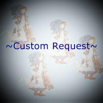 Your Custom Request Per Our Convo Photo