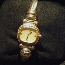 Yurman Cable Watch Citrine in Perfect Condition Photo