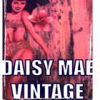 Daisy Mae Vintage Photo