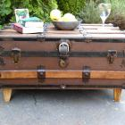 INDuSTRiaL TaBLe & TRuNK Photo
