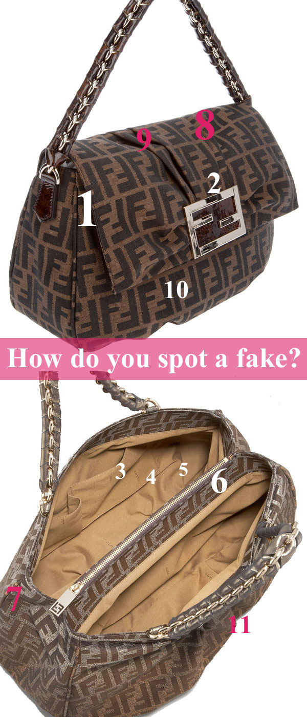 How To Spot A Fake Fendi